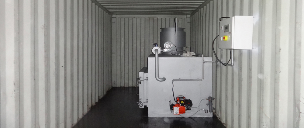 medical waste furnace