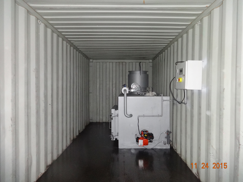 Portable incinerator manufacturers waste incinerator for Household incinerator design