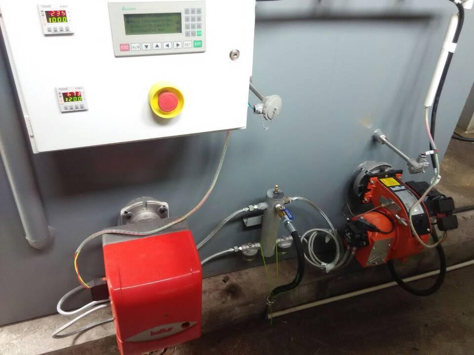 medical waste diesel incinerator