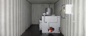 medical waste furnace