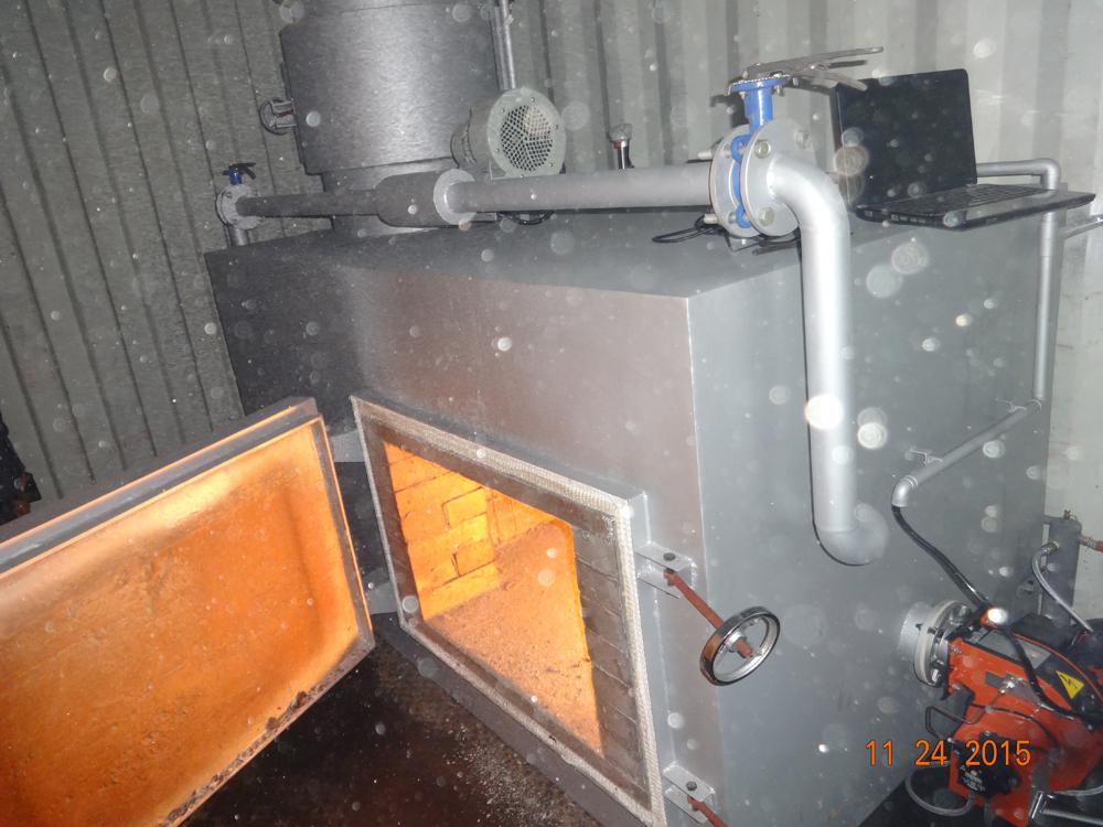 waste incinerator manufacturer in china